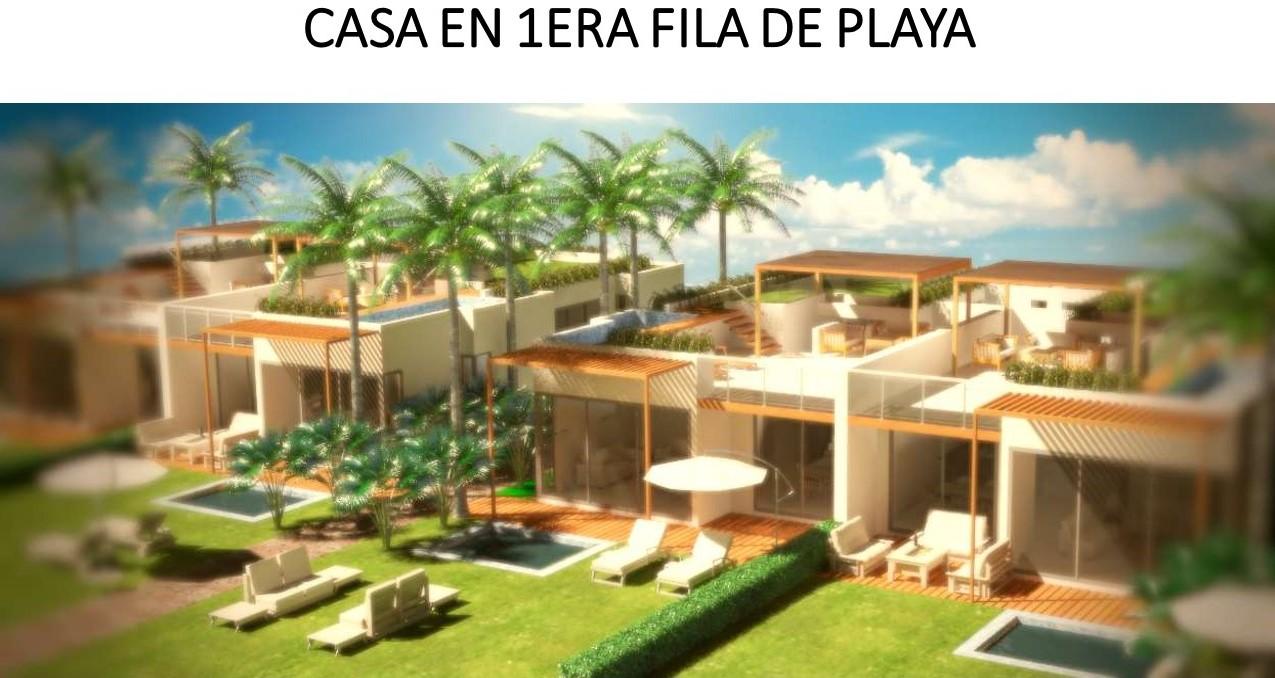 Propieplus preciosas casas con piscina en condominio asia - Condominio con piscina milano ...