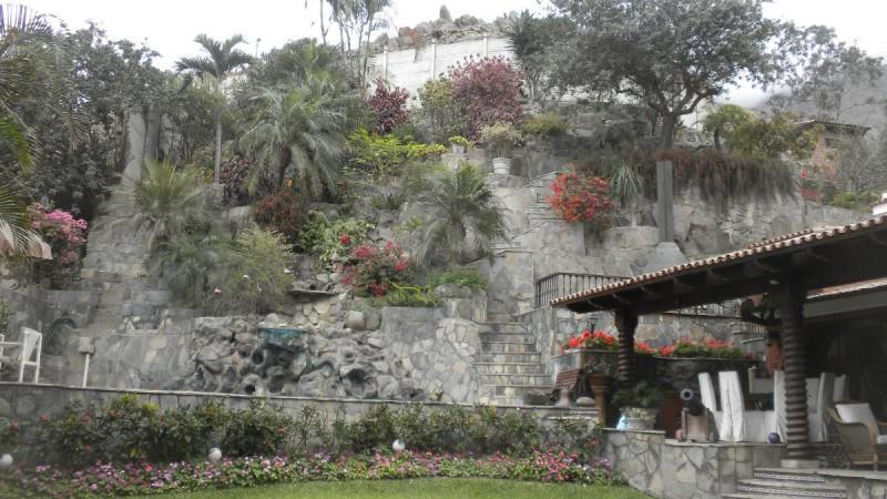 jardin cerro
