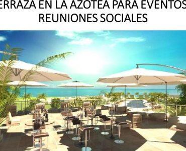 terraza social